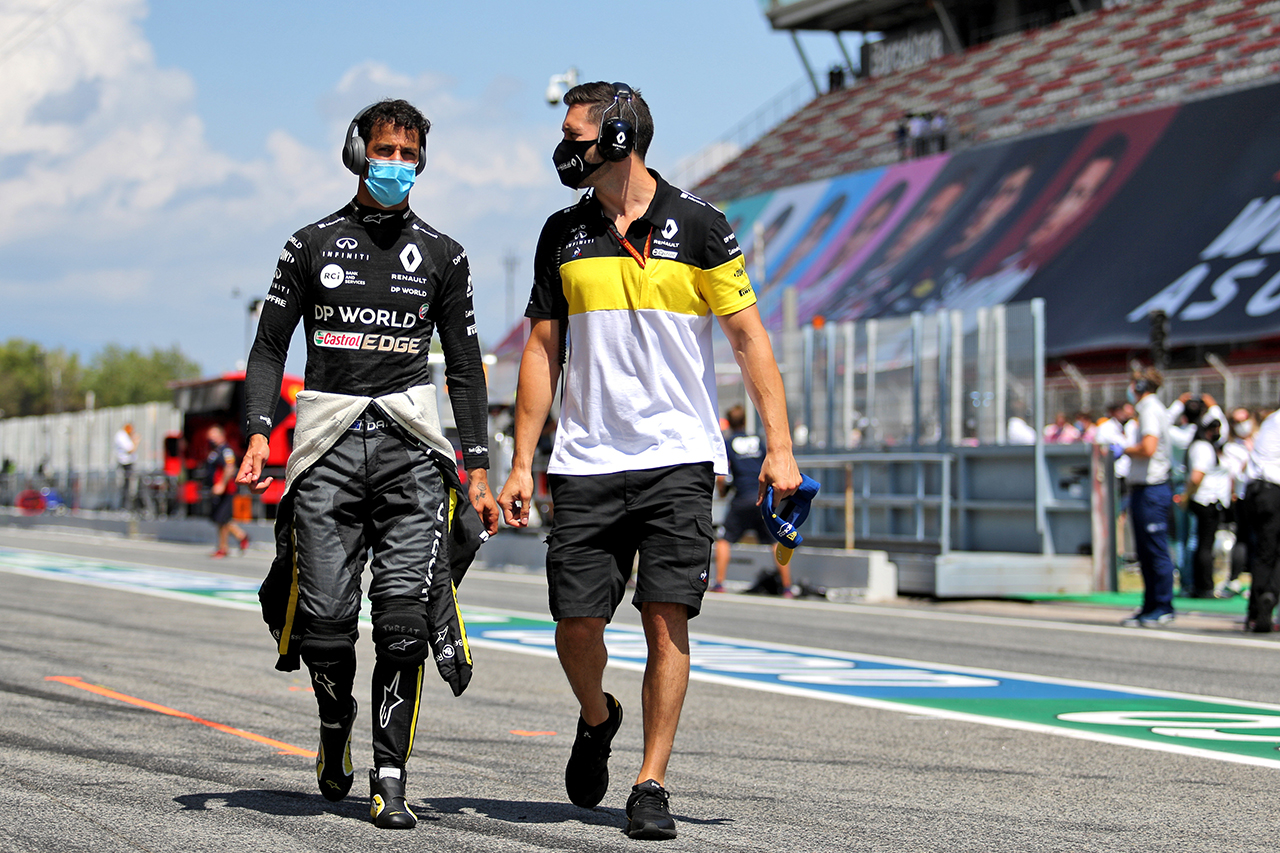 F1スペインGP 決勝:ドライバーコメント(11位~DNF)