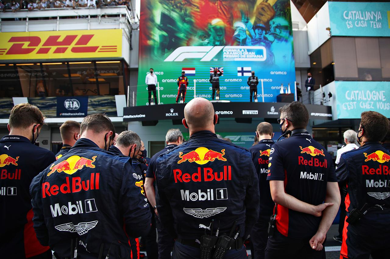 2020年 F1ポイントランキング:マックス・フェルスタッペンが2位を堅持