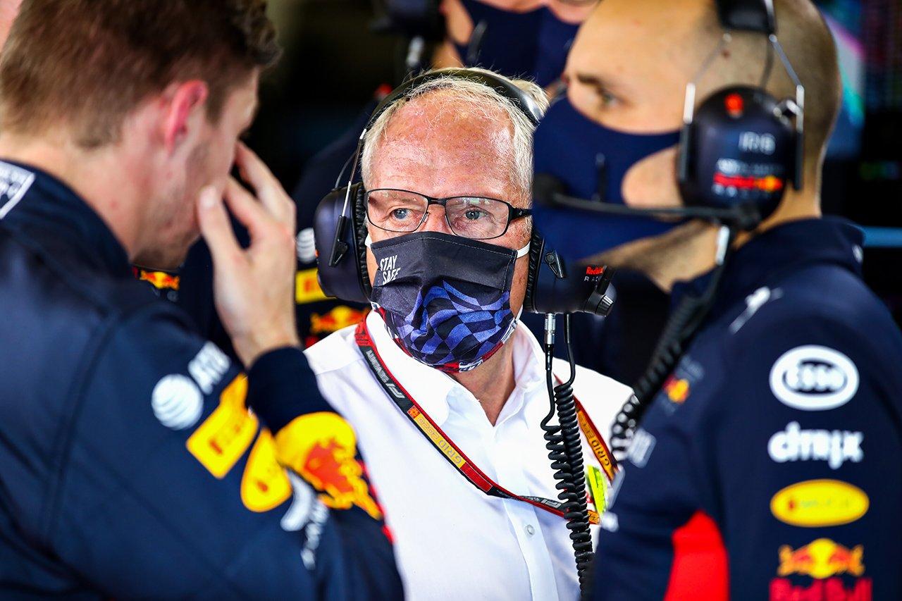 ヘルムート・マルコ、フェルスタッペンを批判 「戦略は任せるべき」 / レッドブル・ホンダ F1スペインGP 決勝