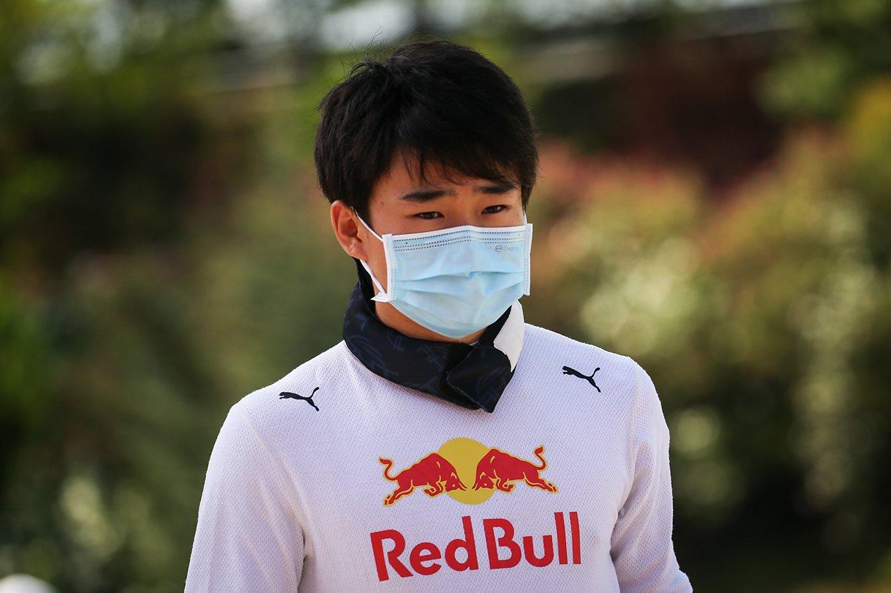 角田裕毅 「ランキングはあまり意識していない。もっと上を目指す」 / FIA-F2