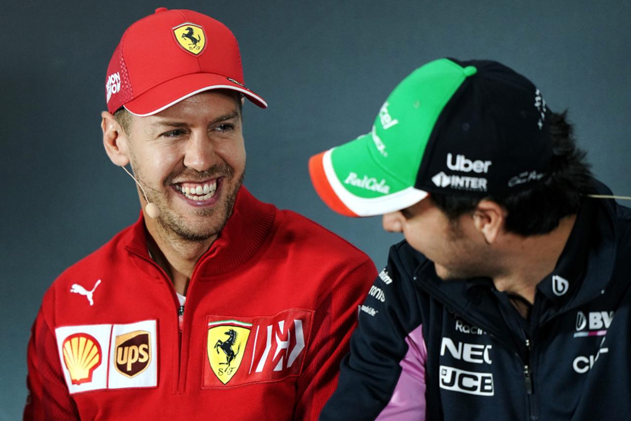 F1 Topic:セルジオ・ペレスのスポンサーがベッテルの加入を阻止?