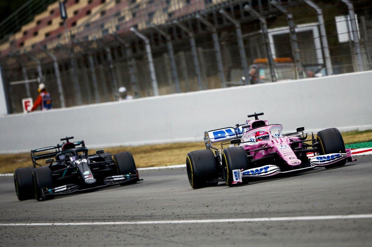 F1、ブルーフラッグ無視に対するペナルティを厳格化
