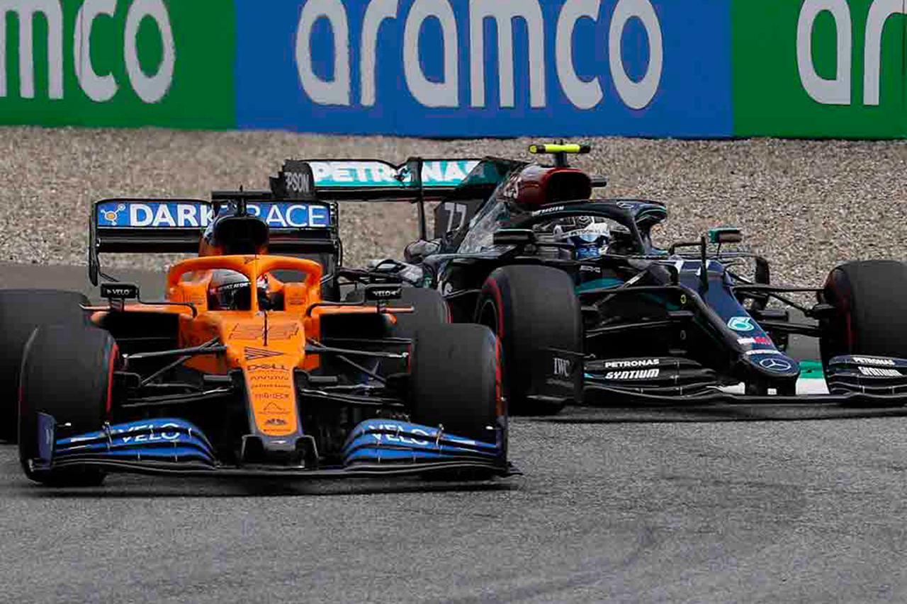 マクラーレンF1 「予選モードが禁止されてもメルセデスが最強エンジン」
