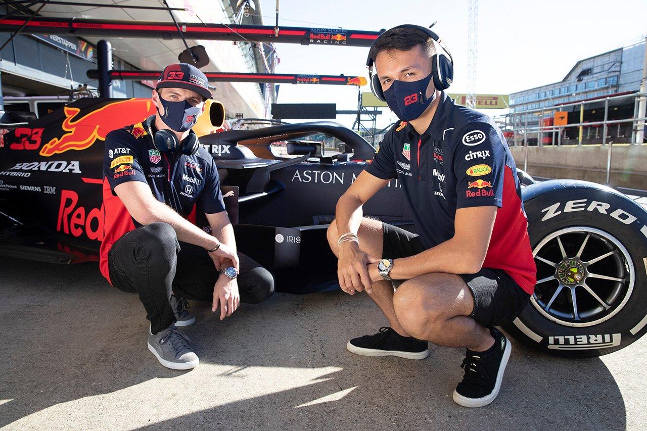 F1:IRISのヘッドフォンにレッドブル・レーシング特別限定仕様が登場