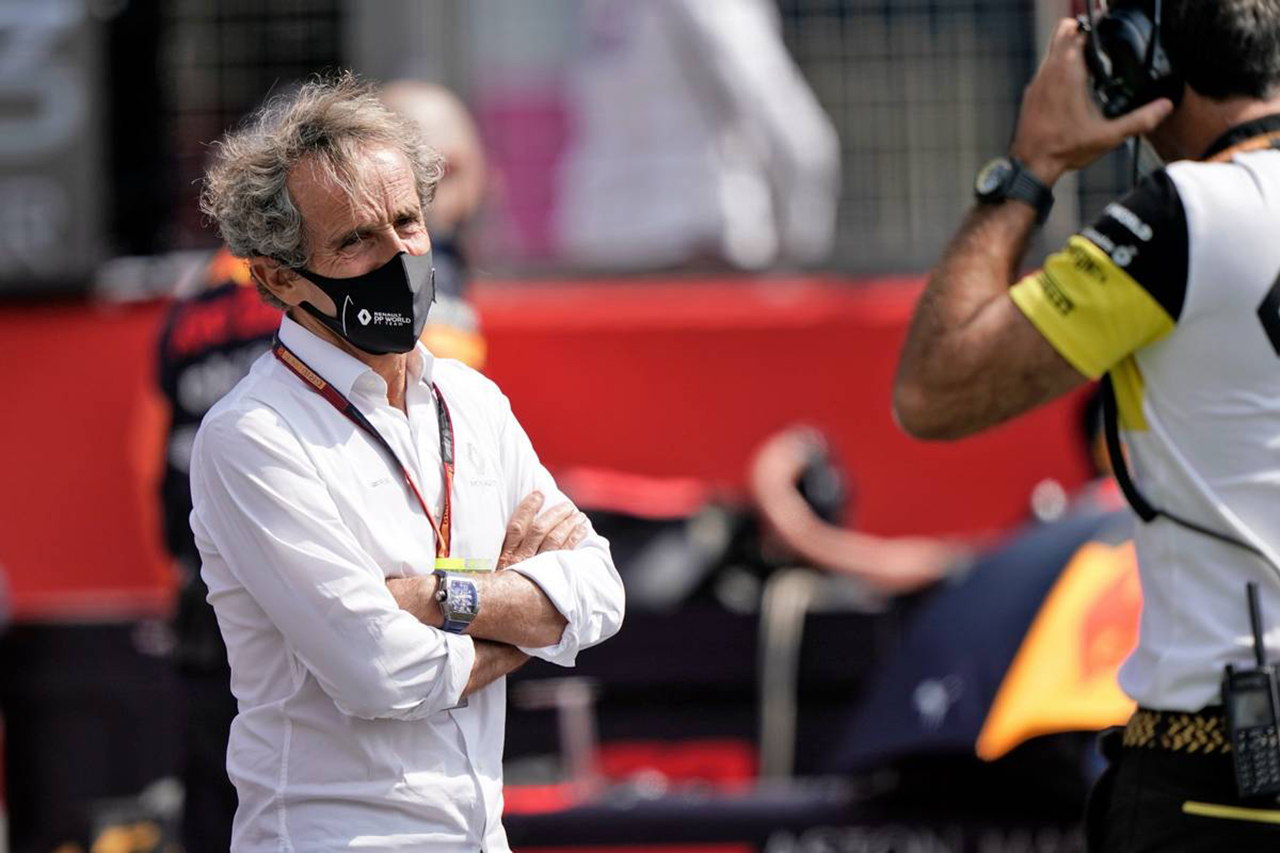 F1:アラン・プロスト 「2022年まで誰もルイス・ハミルトンは倒せない」
