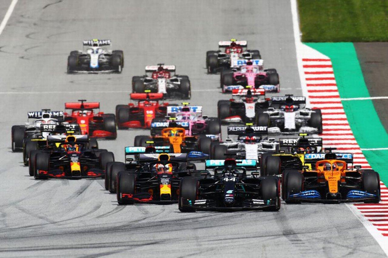 2020年のF1世界選手権:異例づくめの全17戦が出揃う