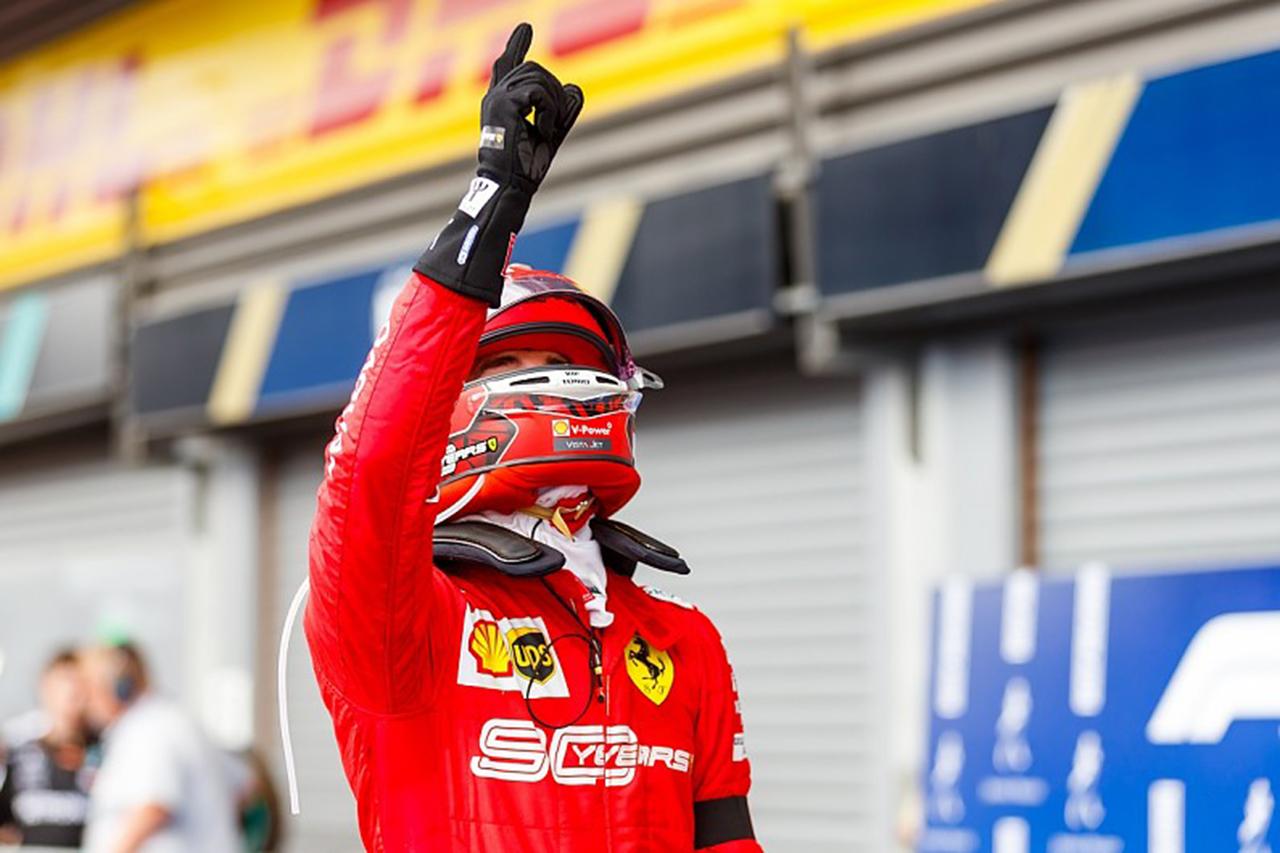シャルル・ルクレール、親友ユベールへの思いを胸にスパへ / フェラーリ F1ベルギーGP プレビュー