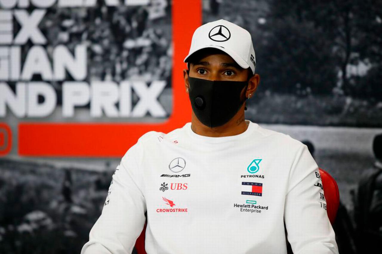 ルイス・ハミルトン、大坂なおみのボイコット表明を支持「気持ちは同じ」 / F1ベルギーGP 木曜記者会見