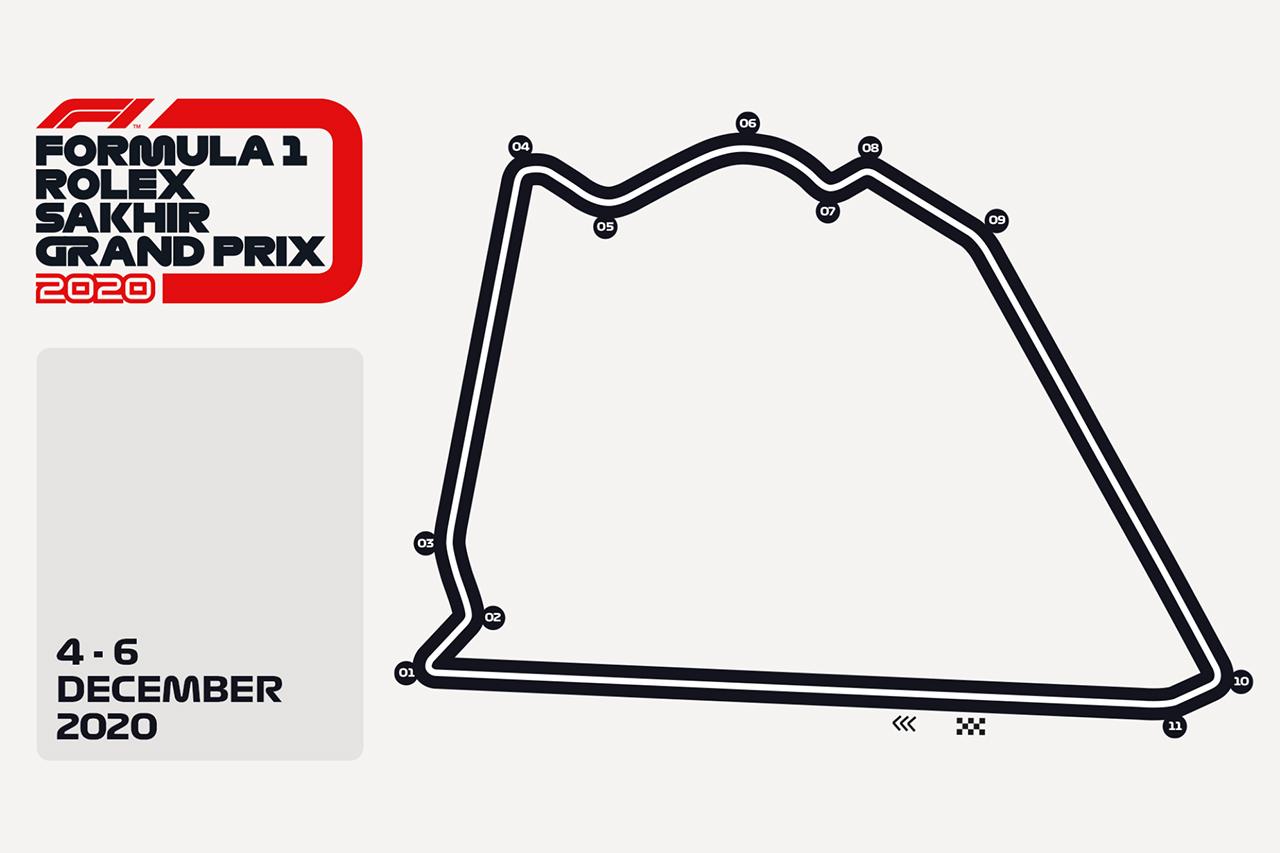 """F1サヒールGP:バーレーン・サーキットの""""アクタートラック""""を採用"""