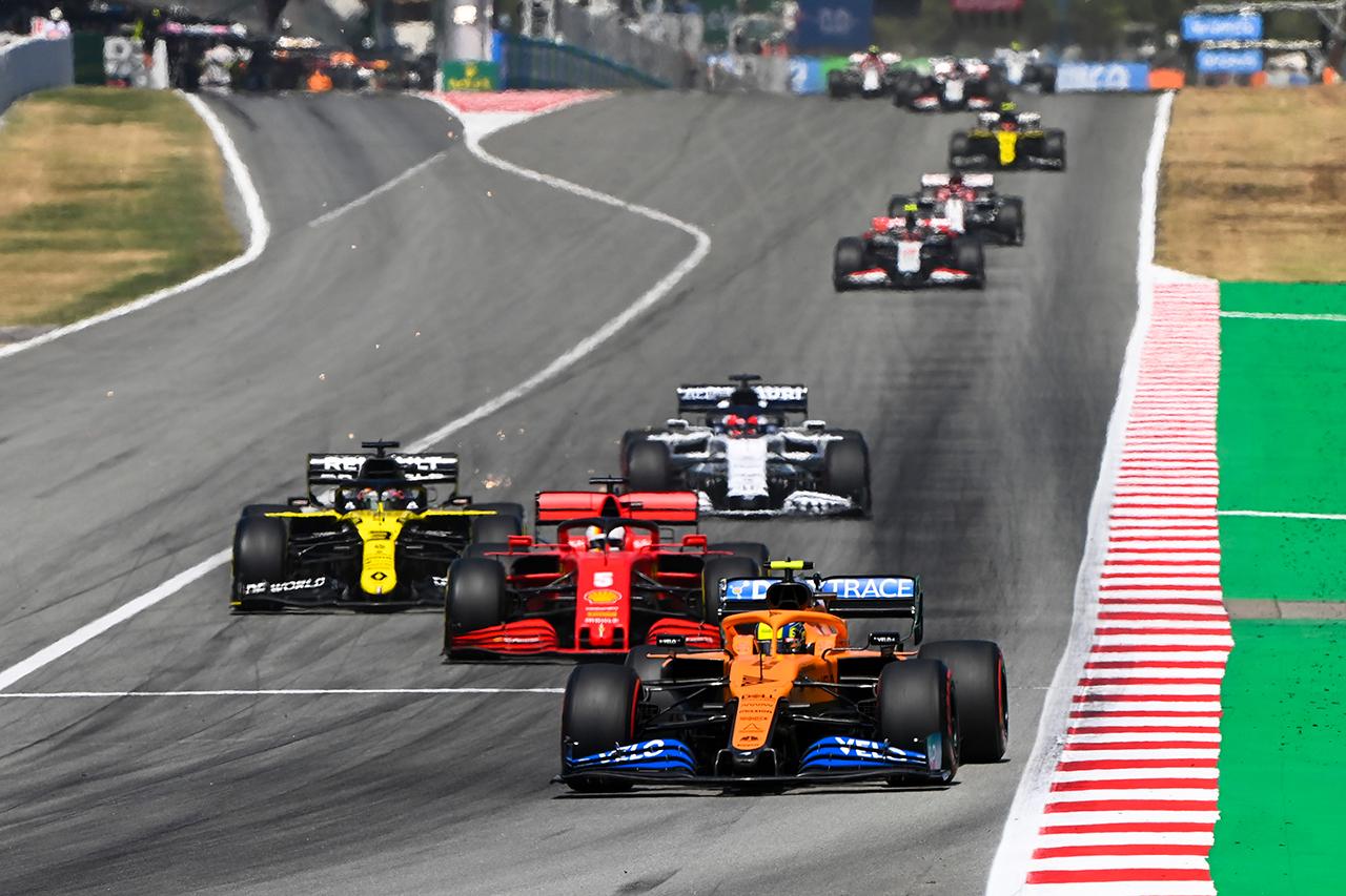F1:空力調整で2021年F1マシンはダウンフォースを10%削減