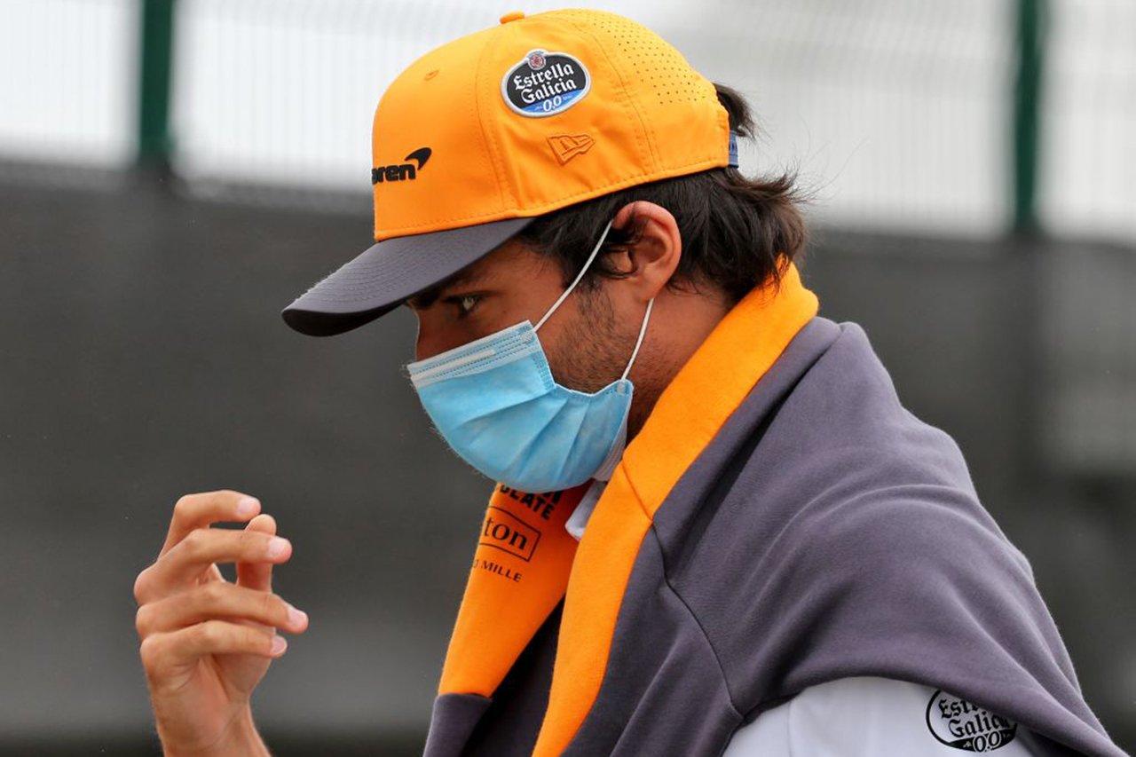 カルロス・サインツ、エキゾースト問題でDNS 「ハッピーとは程遠い」 / マクラーレン F1ベルギーGP 決勝