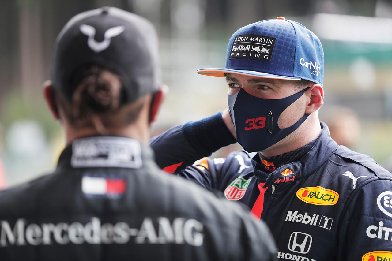 ルイス・ハミルトン 「フェルスタッペンには強いチームメイトが必要」…レッドブル・ホンダF1の現状に持論