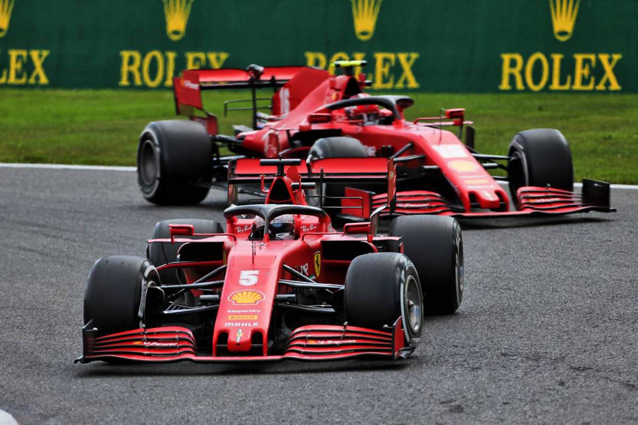 フェラーリF1、大低迷もチーム代表は「サーキットに関連した問題」の現状 / F1ベルギーGP