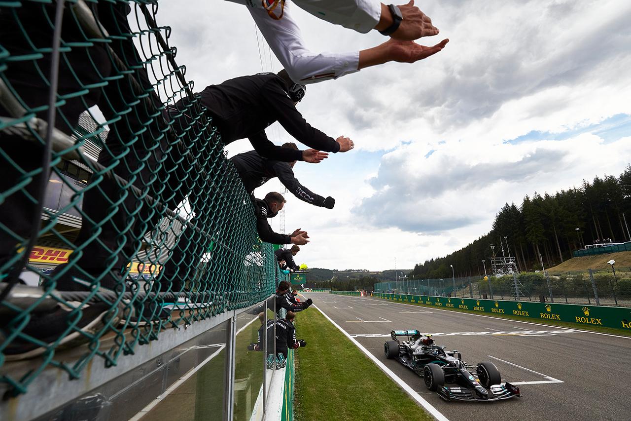 2020年 F1ベルギーGP 決勝:ピレリ タイヤ戦略解説