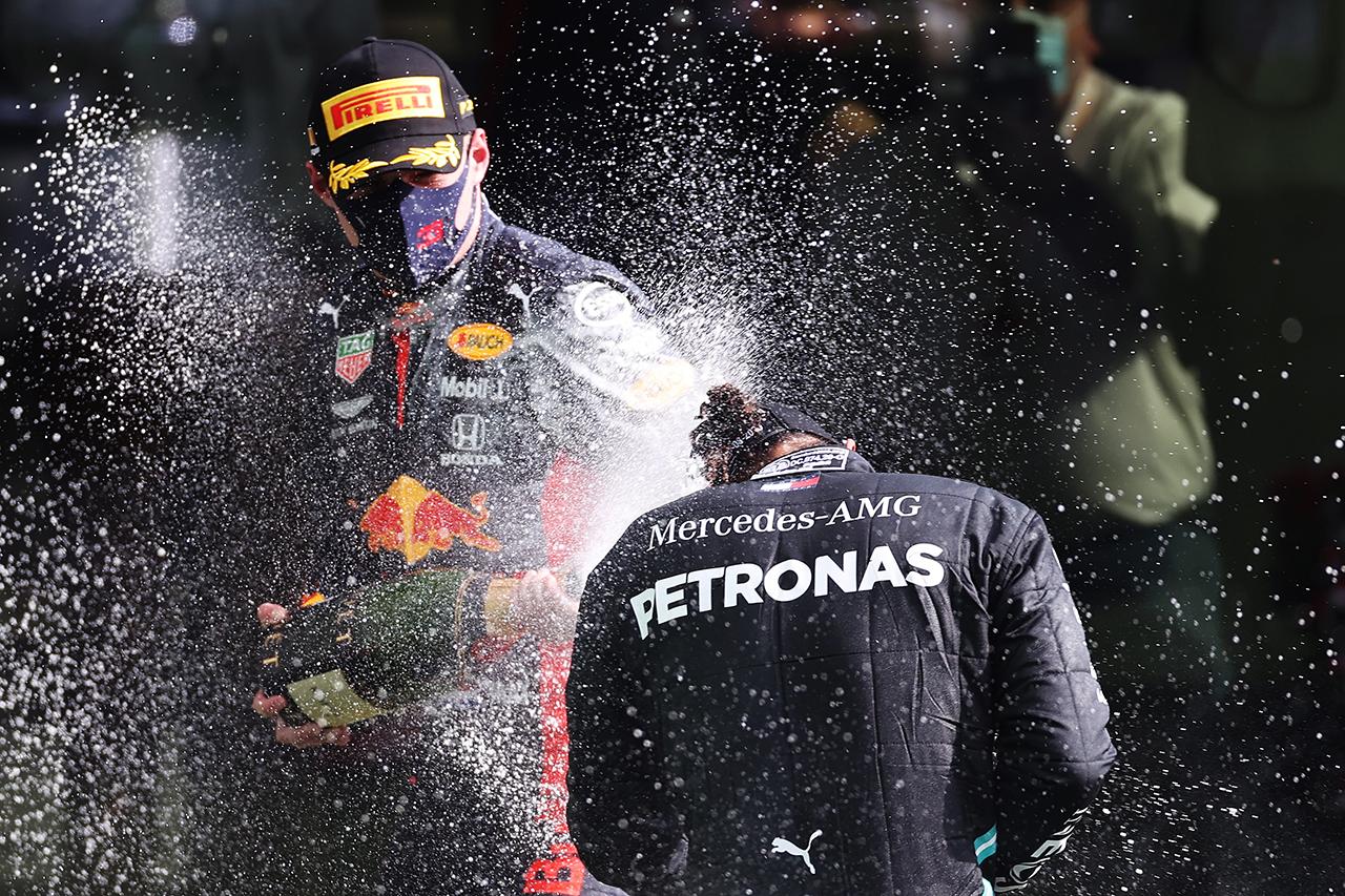 レッドブル・ホンダF1 「両方のマシンで堅実なポイントを獲得できた」 / F1ベルギーGP 決勝