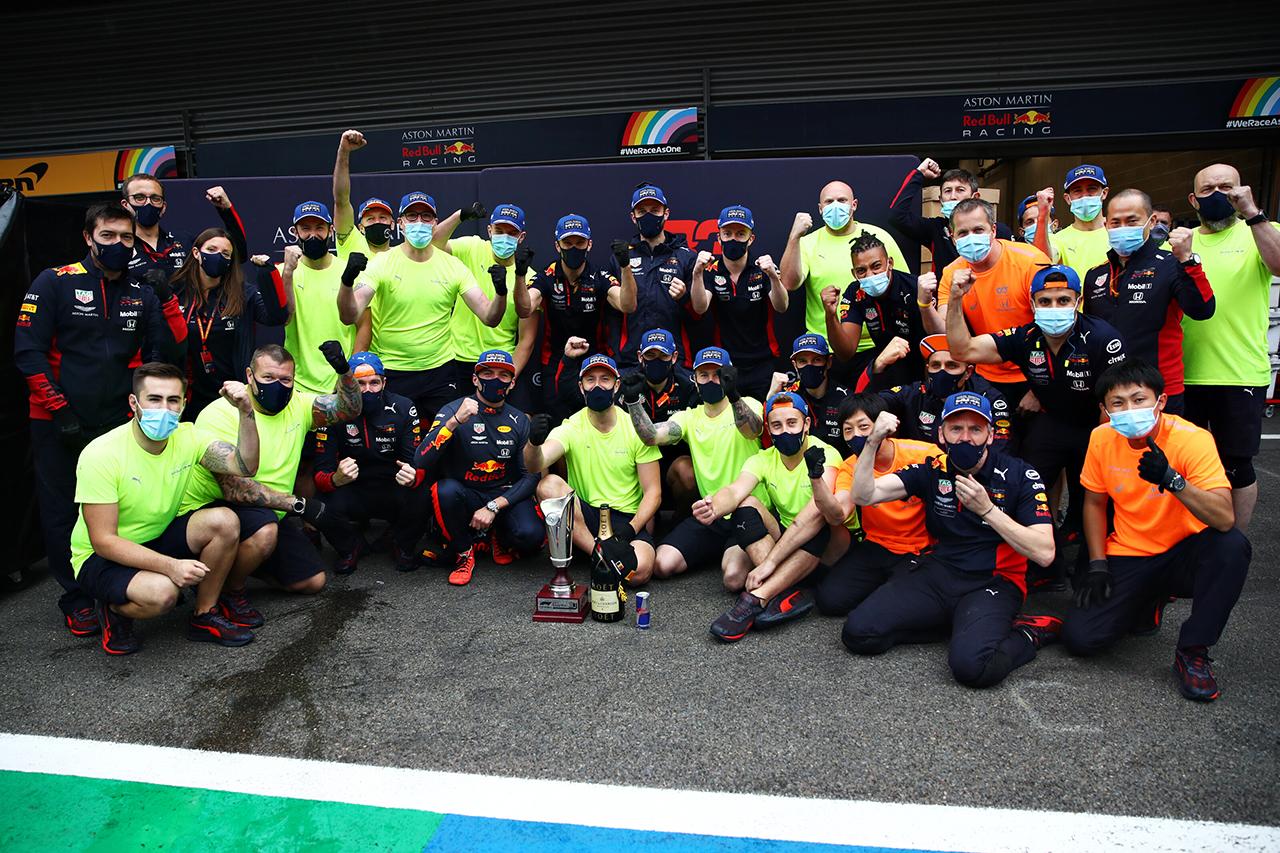 ホンダF1:2020年 第7戦 F1ベルギーGP 決勝レポート