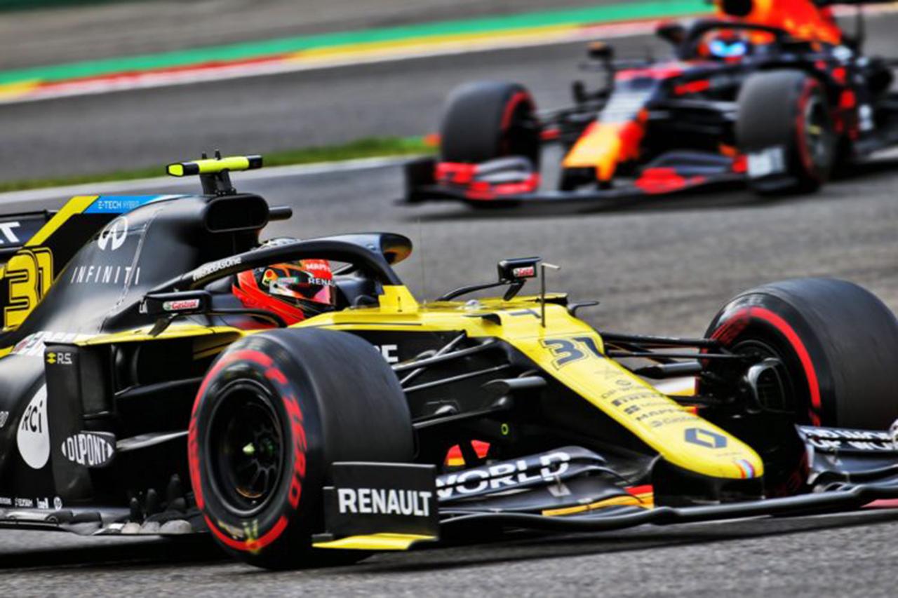 エステバン・オコン 「レッドブル・ホンダF1より速かったのは驚き」