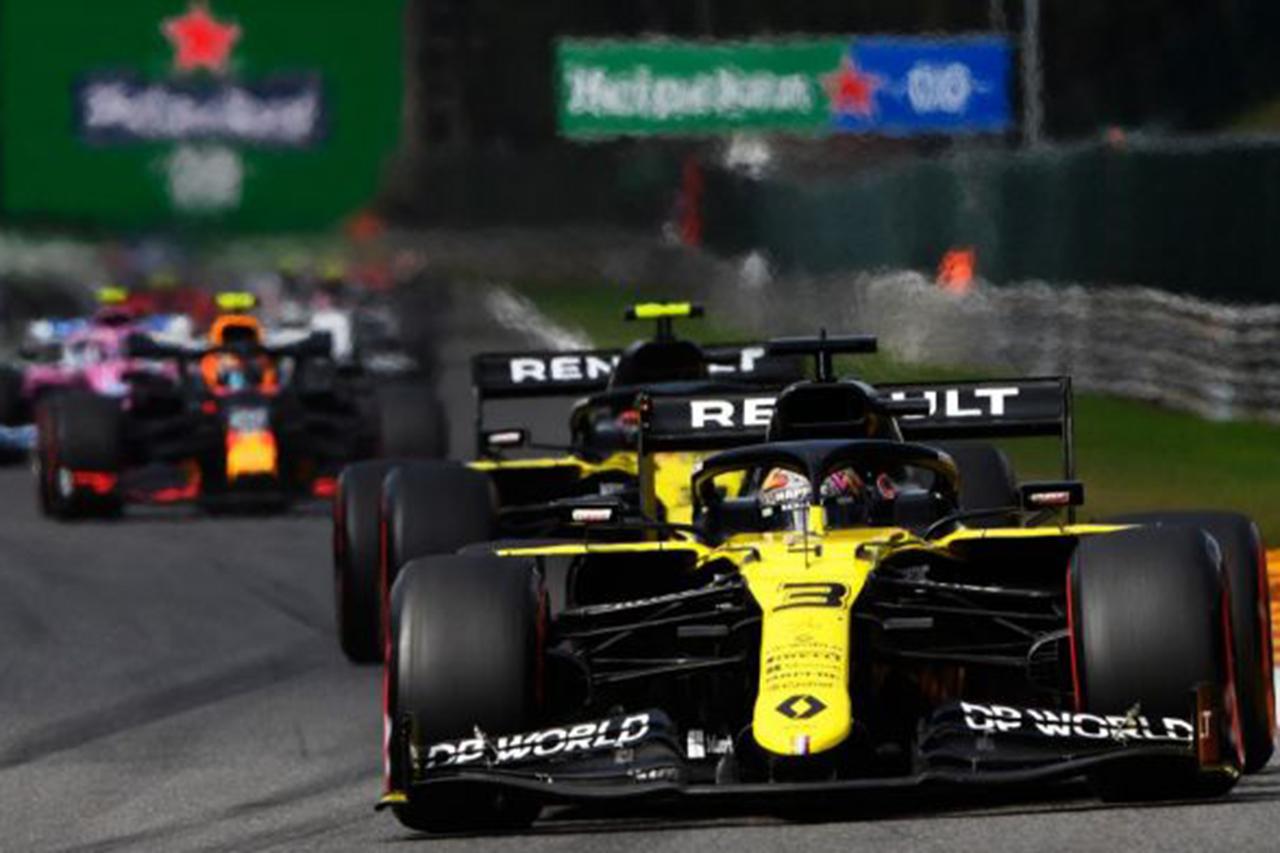 ルノーF1 「シーズン途中の予選モードの禁止は厄介な問題」