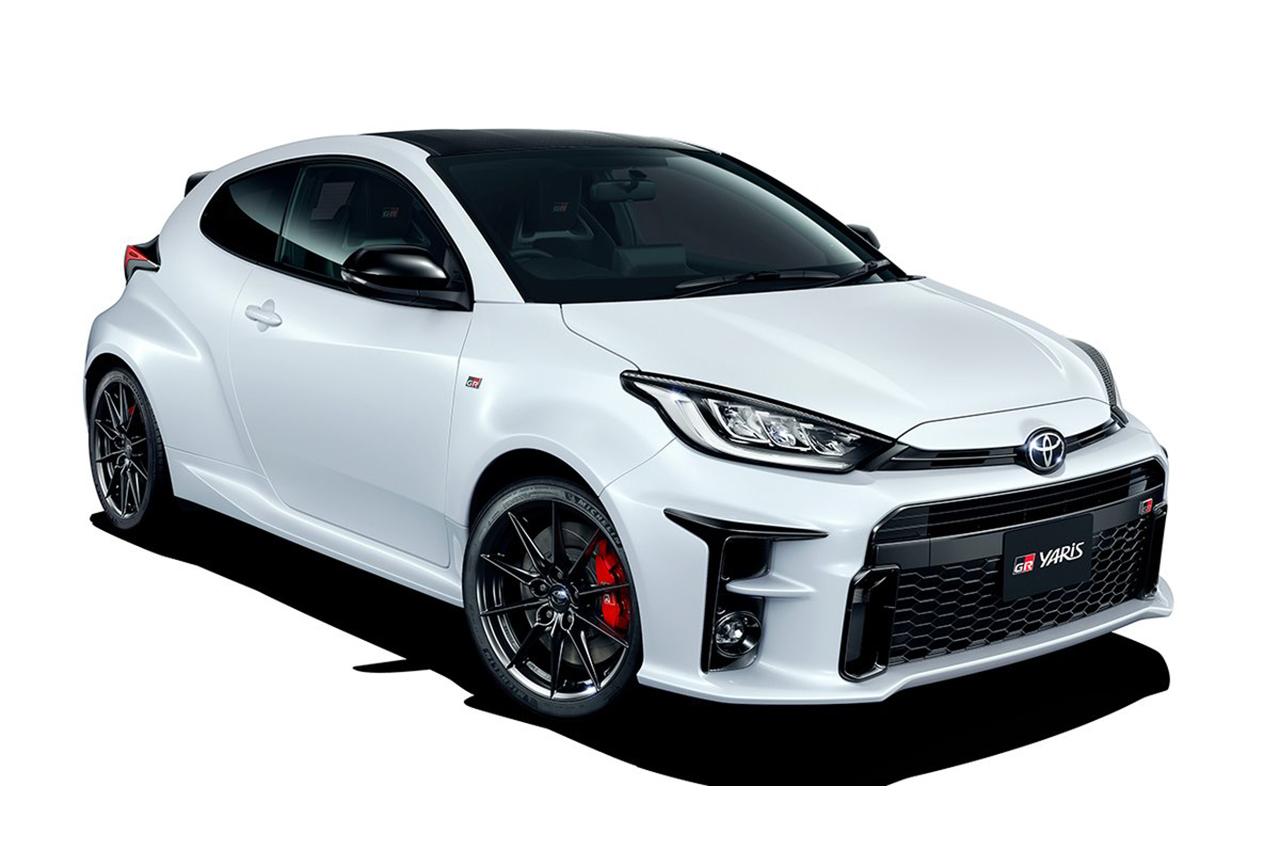 トヨタ、新型車『GRヤリス』を発表