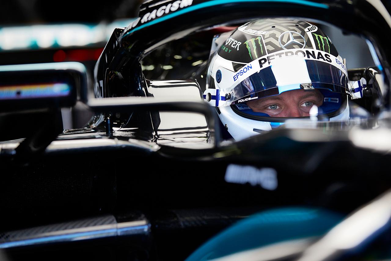 バルテリ・ボッタス、トウ効果を疑問視 「僕はコーナーで速かった」 / メルセデス F1イタリアGP 予選