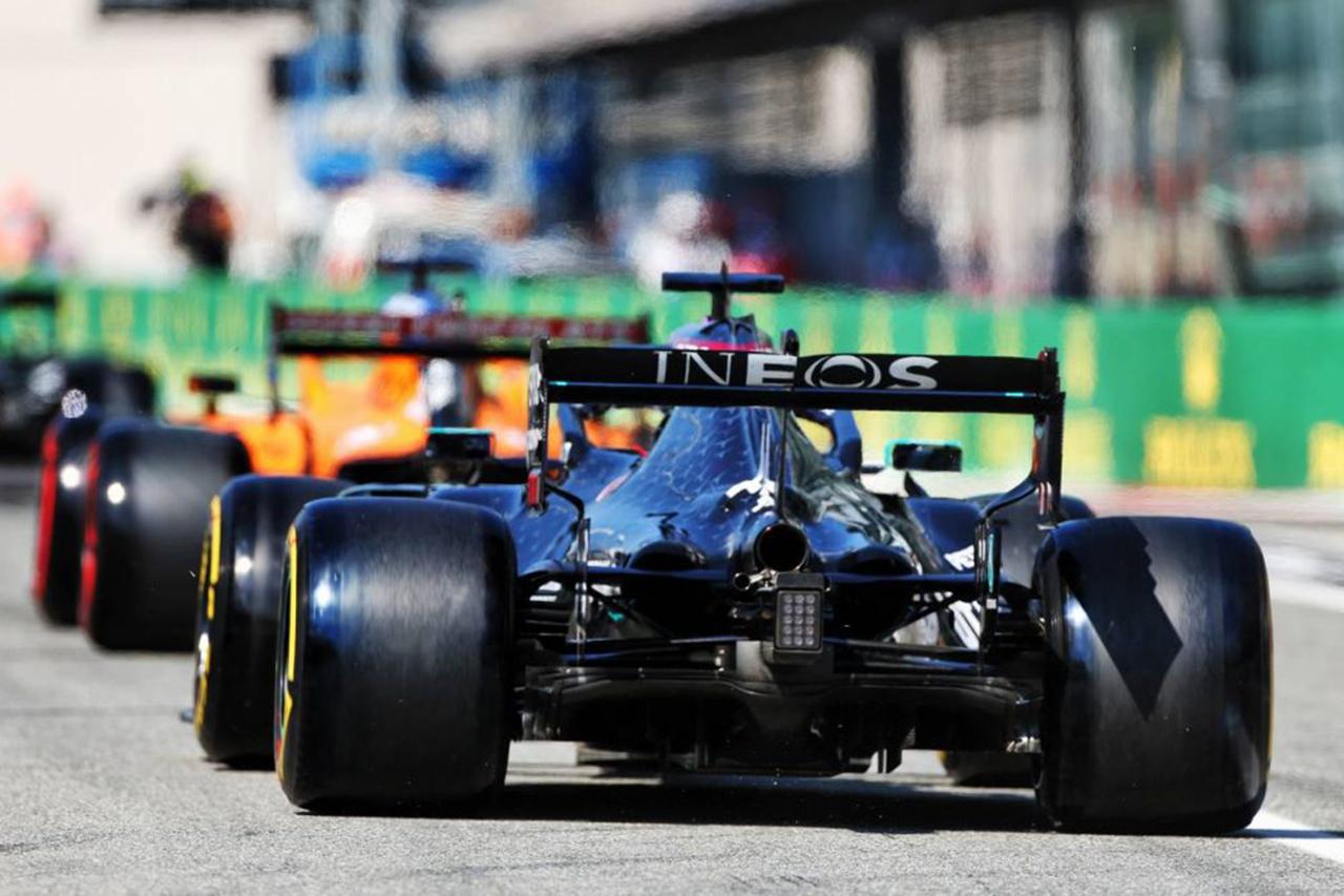 F1イタリアGP 決勝:各ドライバーの持ちタイヤ数&タイヤ戦略予想