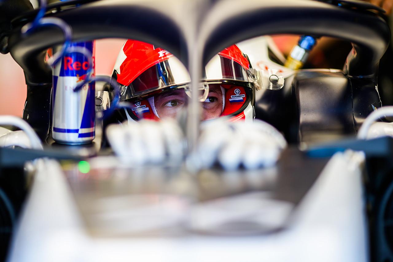 ダニール・クビアト 「僕にとっては戦略が裏目に出てしまったレース」 / アルファタウリ・ホンダ F1イタリアGP 決勝