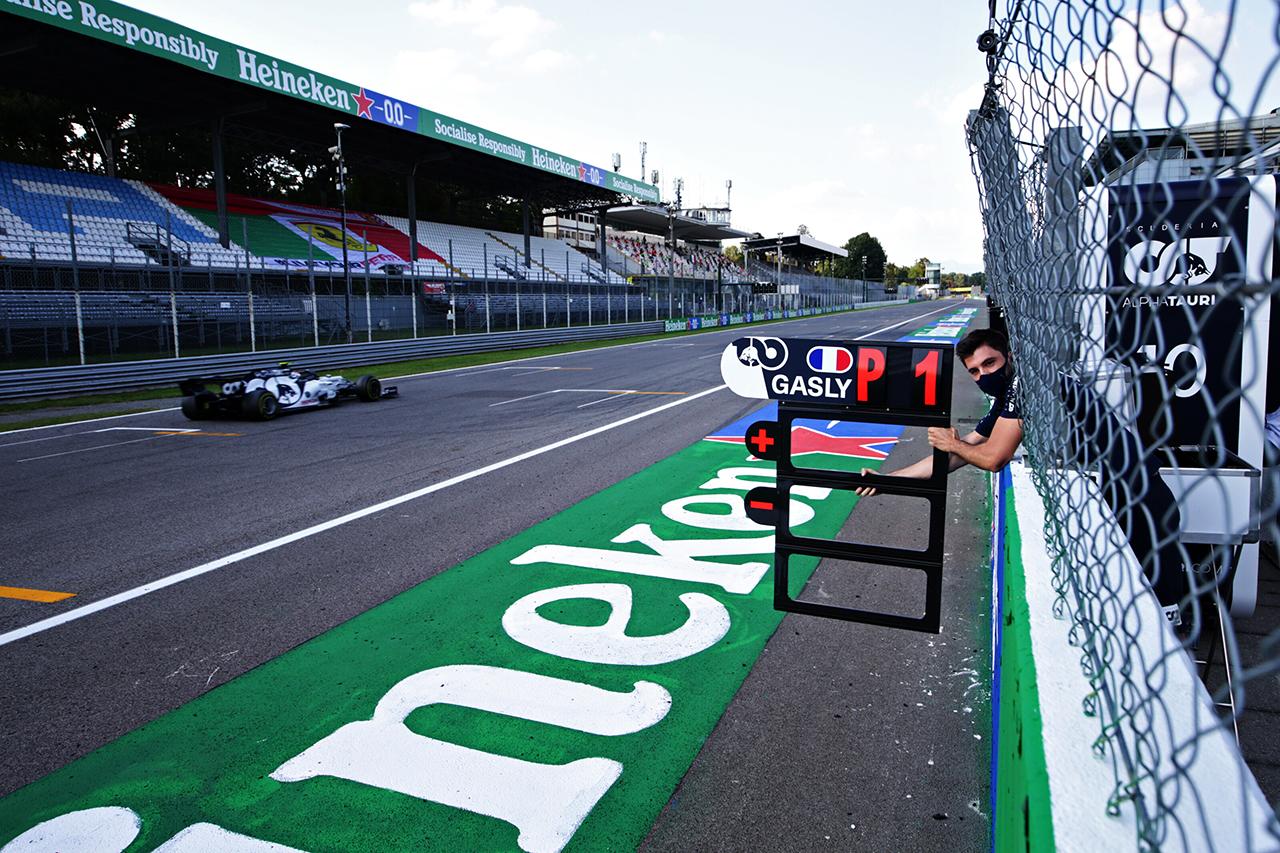 2020年 F1イタリアGP 決勝:ピレリ タイヤ戦略解説