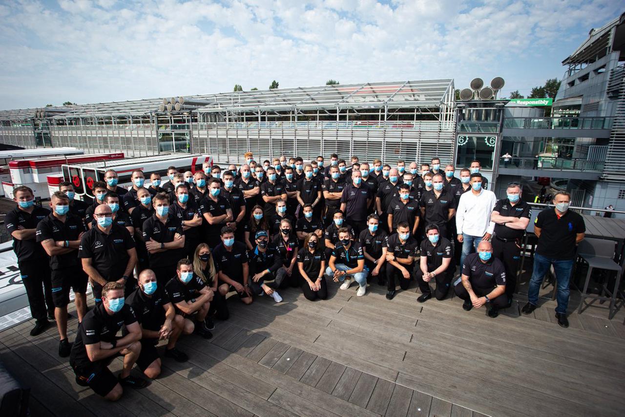 1つの時代の終わり…ウィリアムズ家が最後のF1グランプリを終える / 2020年のF1世界選手権 第8戦 F1イタリアGP