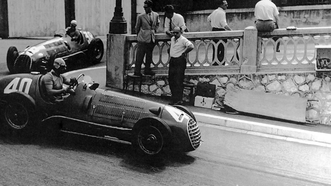 フェラーリ 1950年 F1モナコGP