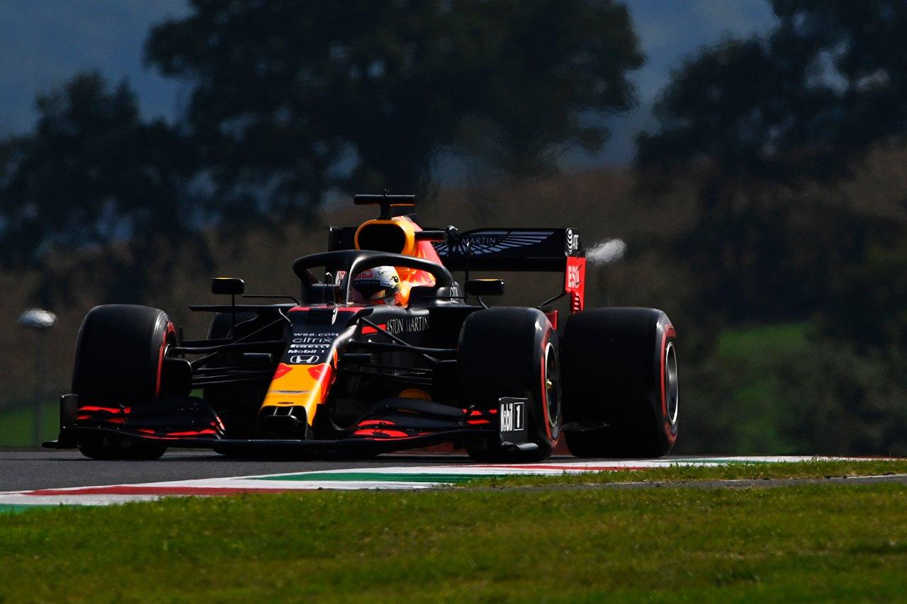 【速報】 F1トスカーナGP FP3 結果:マックス・フェルスタッペンが2番手