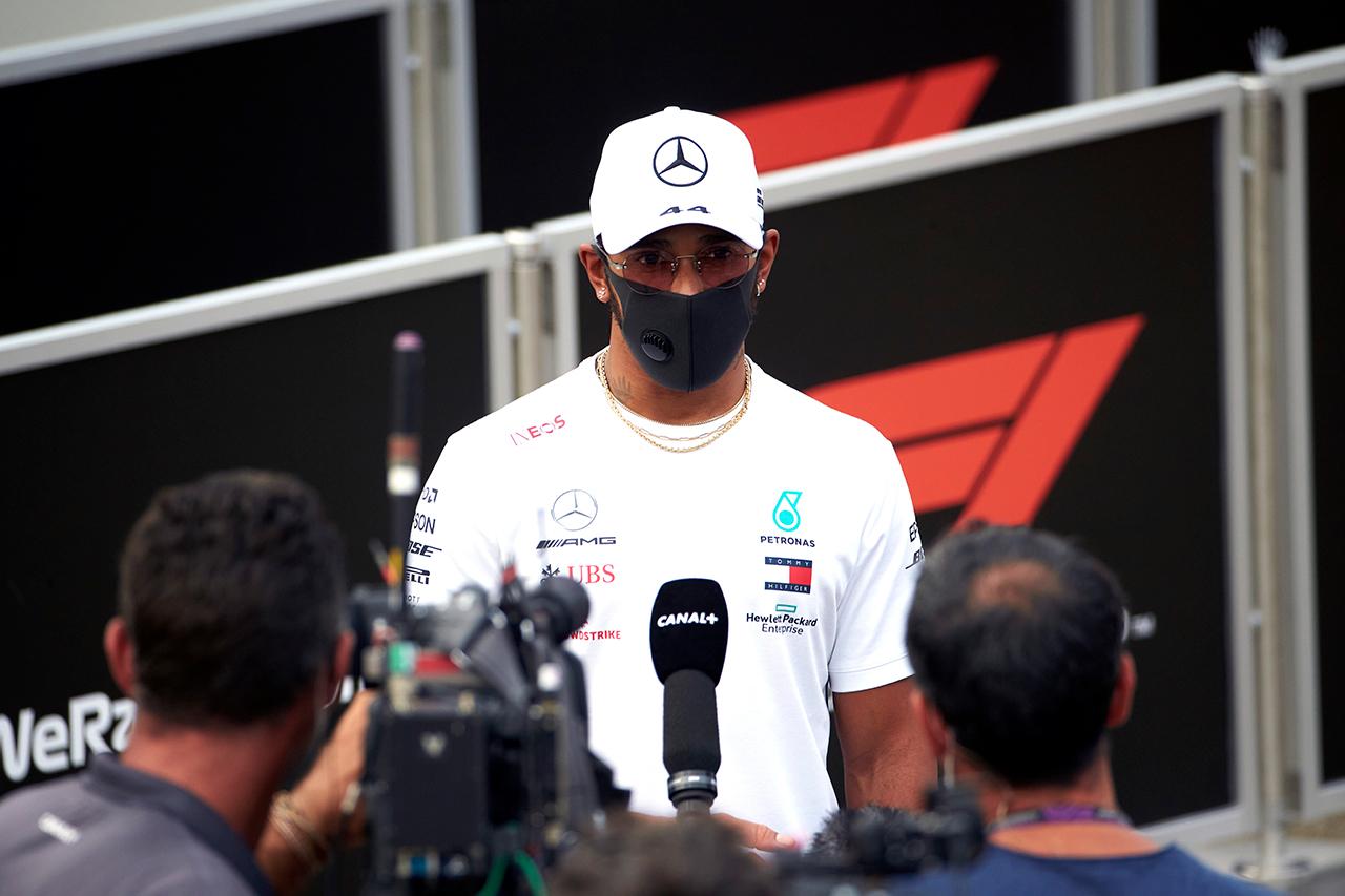 ルイス・ハミルトン 「まだムジェロを攻略できていない」 / メルセデス F1トスカーナGP 金曜フリー走行