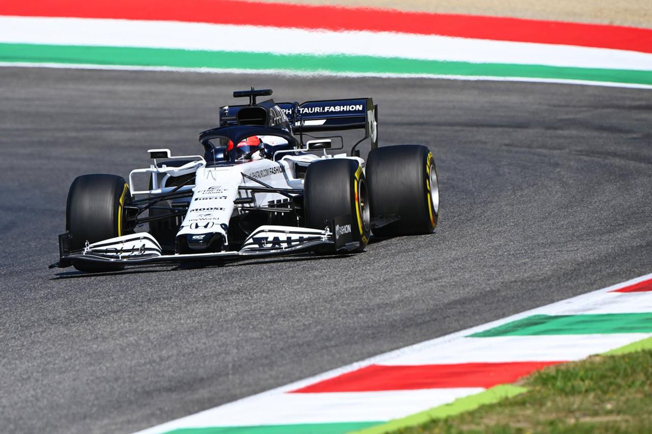 【速報】 F1トスカーナGP 予選Q2:アルファタウリのクビアトが脱落
