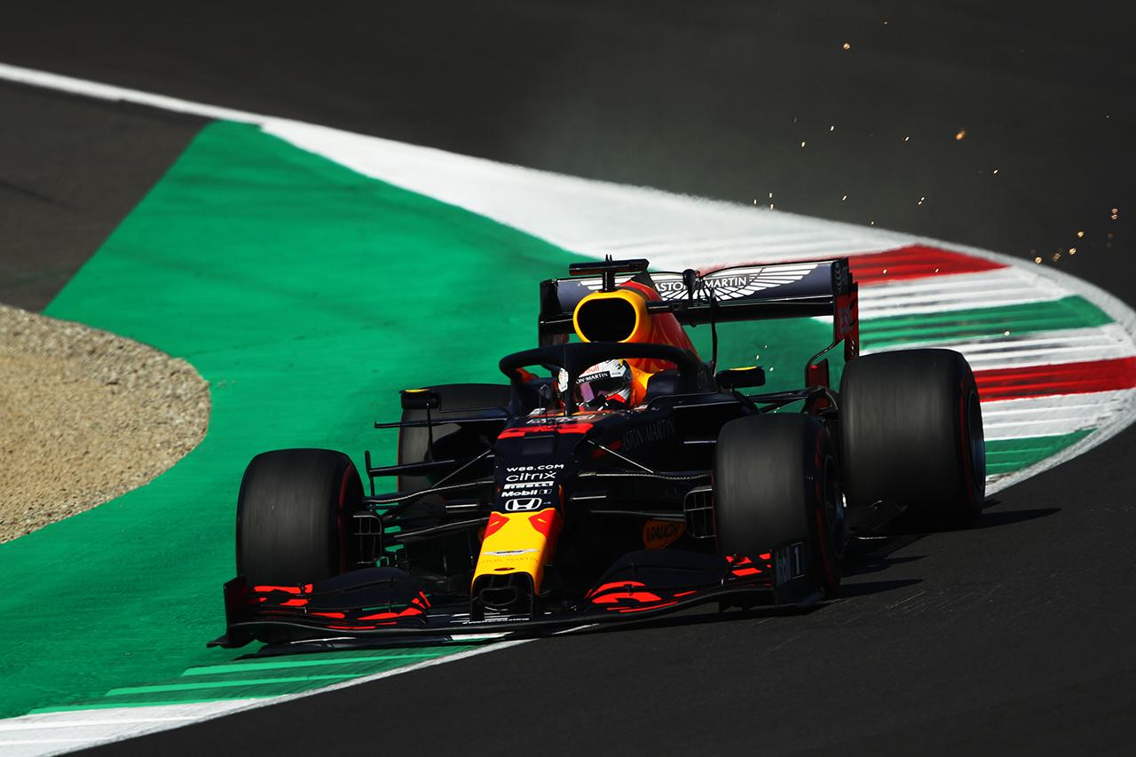 【速報】 F1トスカーナGP 予選 結果:マックス・フェルスタッペンは3番手
