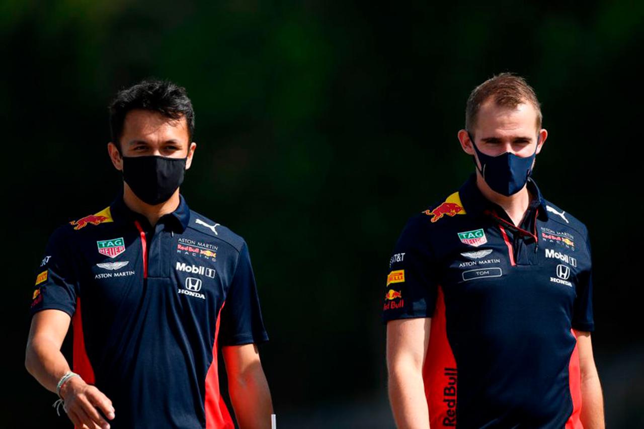 アレクサンダー・アルボン 「黄旗がなければもっといいタイムが出せた」 / レッドブル・ホンダ F1トスカーナGP 予選