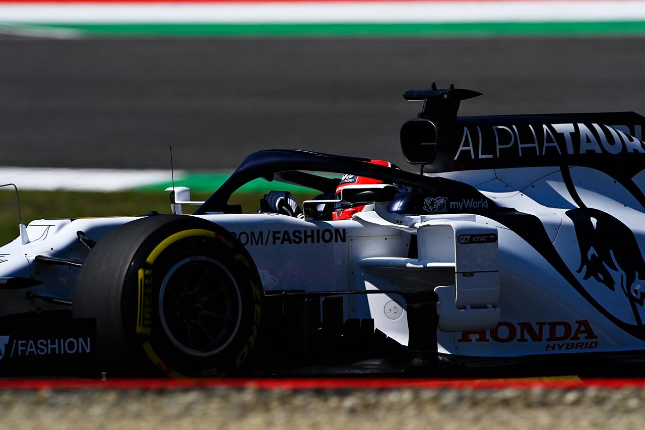 アルファタウリ・ホンダF1 「予選まであった競争力を繰り返せなかった」 / F1トスカーナGP 予選