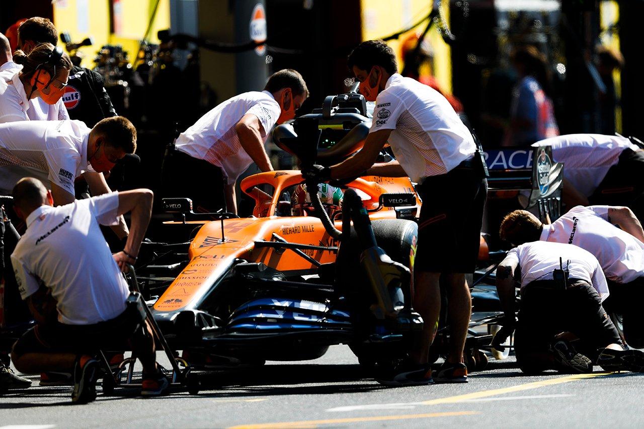 F1トスカーナGP 予選:ドライバーコメント(11番手~20番手)