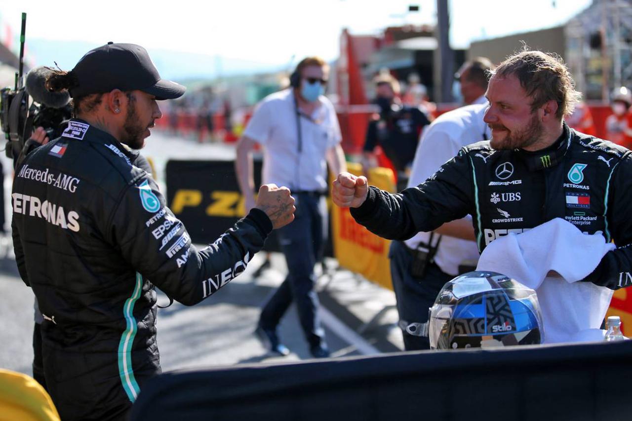 F1トスカーナGP 予選:トップ10 ドライバーコメント