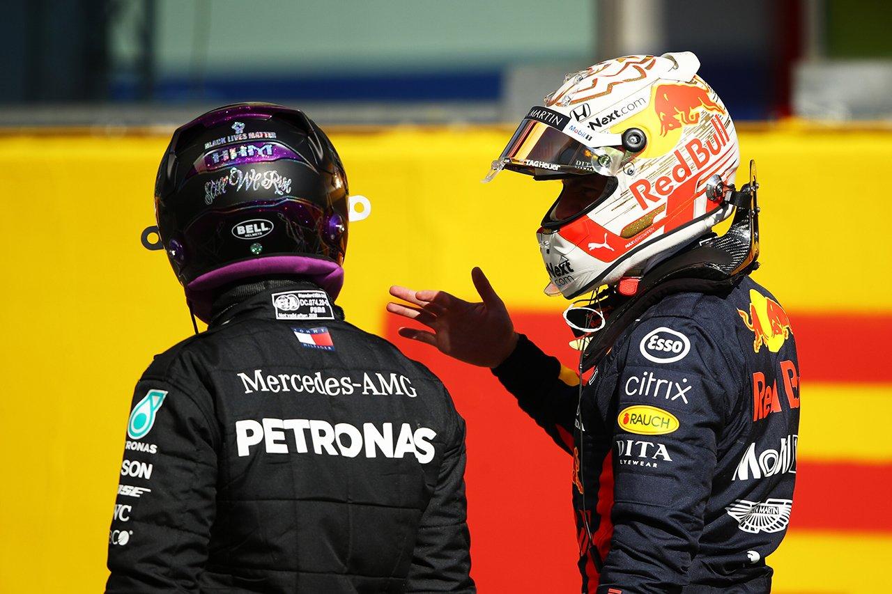 マックス・フェルスタッペン 「レースに向けて希望が持てる仕上がり」 / レッドブル・ホンダ F1トスカーナGP 予選