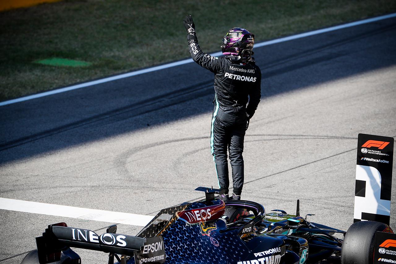レッドブル・ホンダF1代表 「今のメルセデスの支配力は2014年と同レベル」