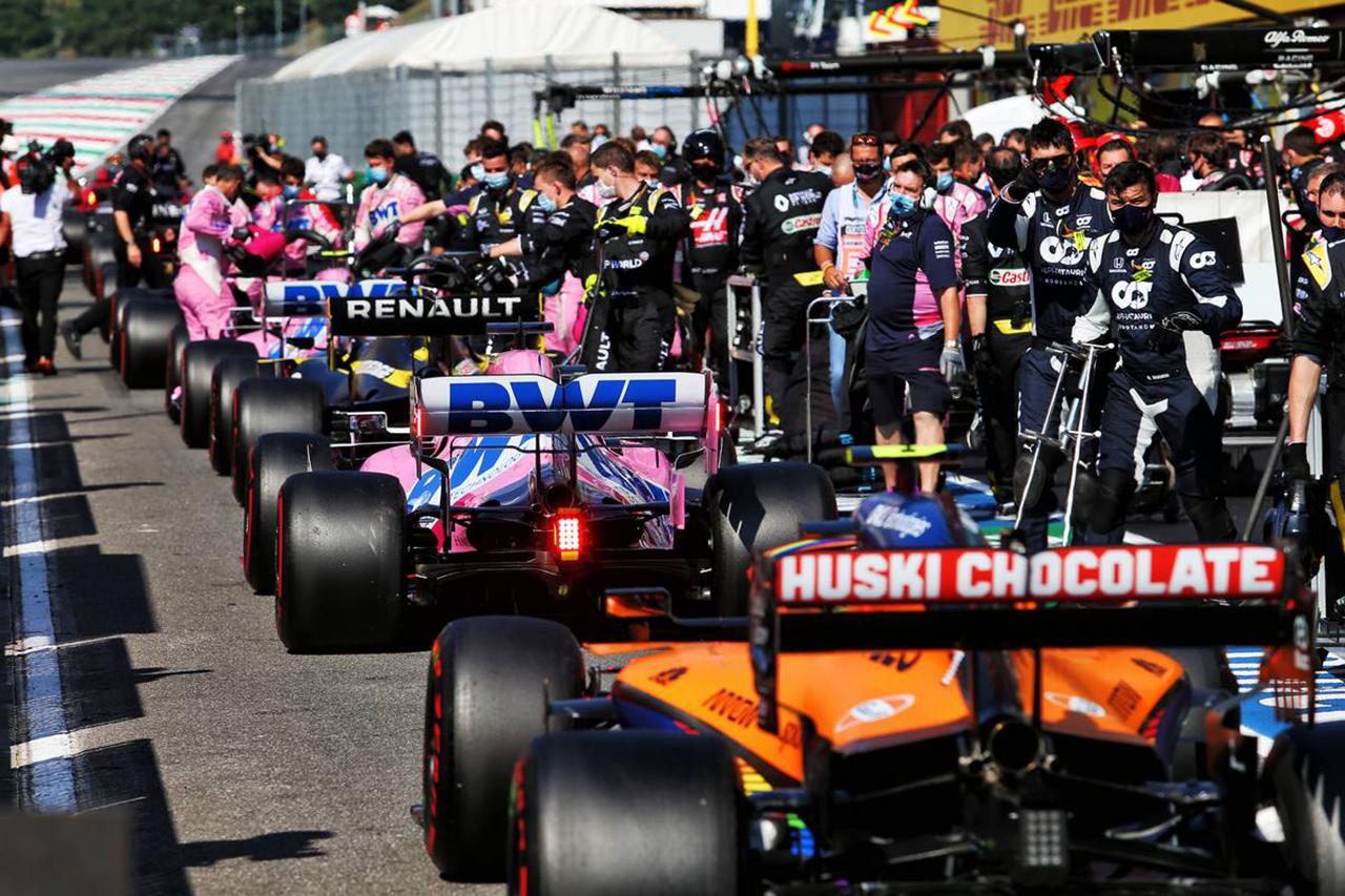 F1トスカーナGP 決勝:ドライバーコメント(11位~DNF)