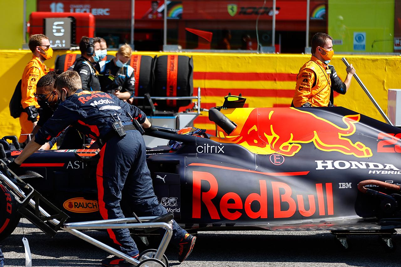 ホンダF1、アルボン3位もPUトラブル「徹底的に原因究明と対策を行う」と田辺豊治TD / F1トスカーナGP 決勝