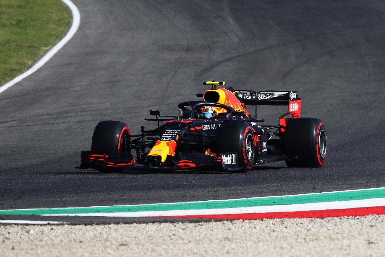 【速報】 F1トスカーナGP 結果:アレクサンダー・アルボンがF1初表彰台3位 / レッドブル・ホンダ