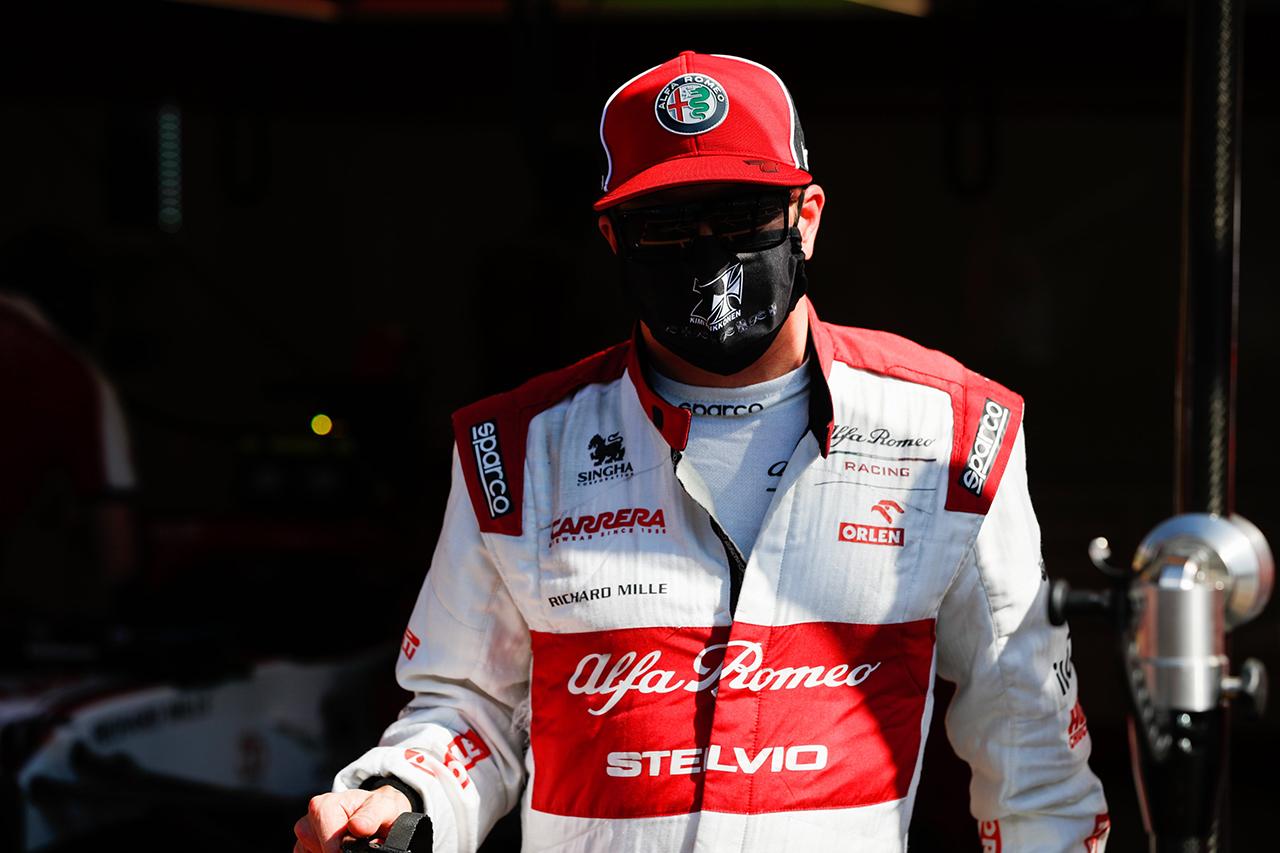 キミ・ライコネン、待望の今季初ポイント「やっと獲得できた」 / アルファロメオ F1トスカーナGP 決勝