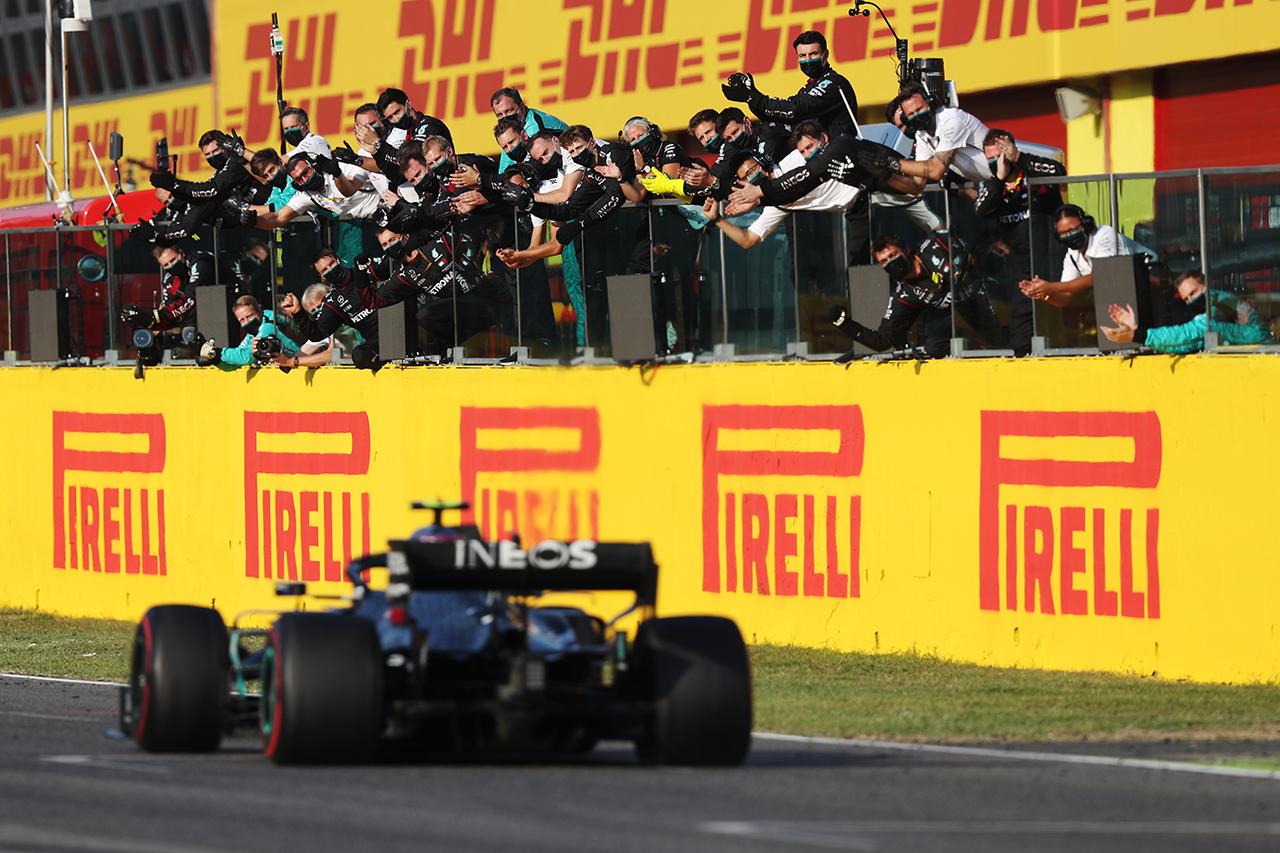 2020年 F1トスカーナGP 決勝:ピレリ タイヤ戦略解説
