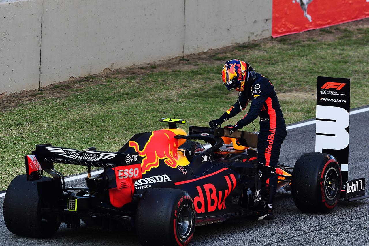 レッドブル・ホンダF1 決勝レビュー:スタートは改善が急務な課題 / F1トスカーナGP