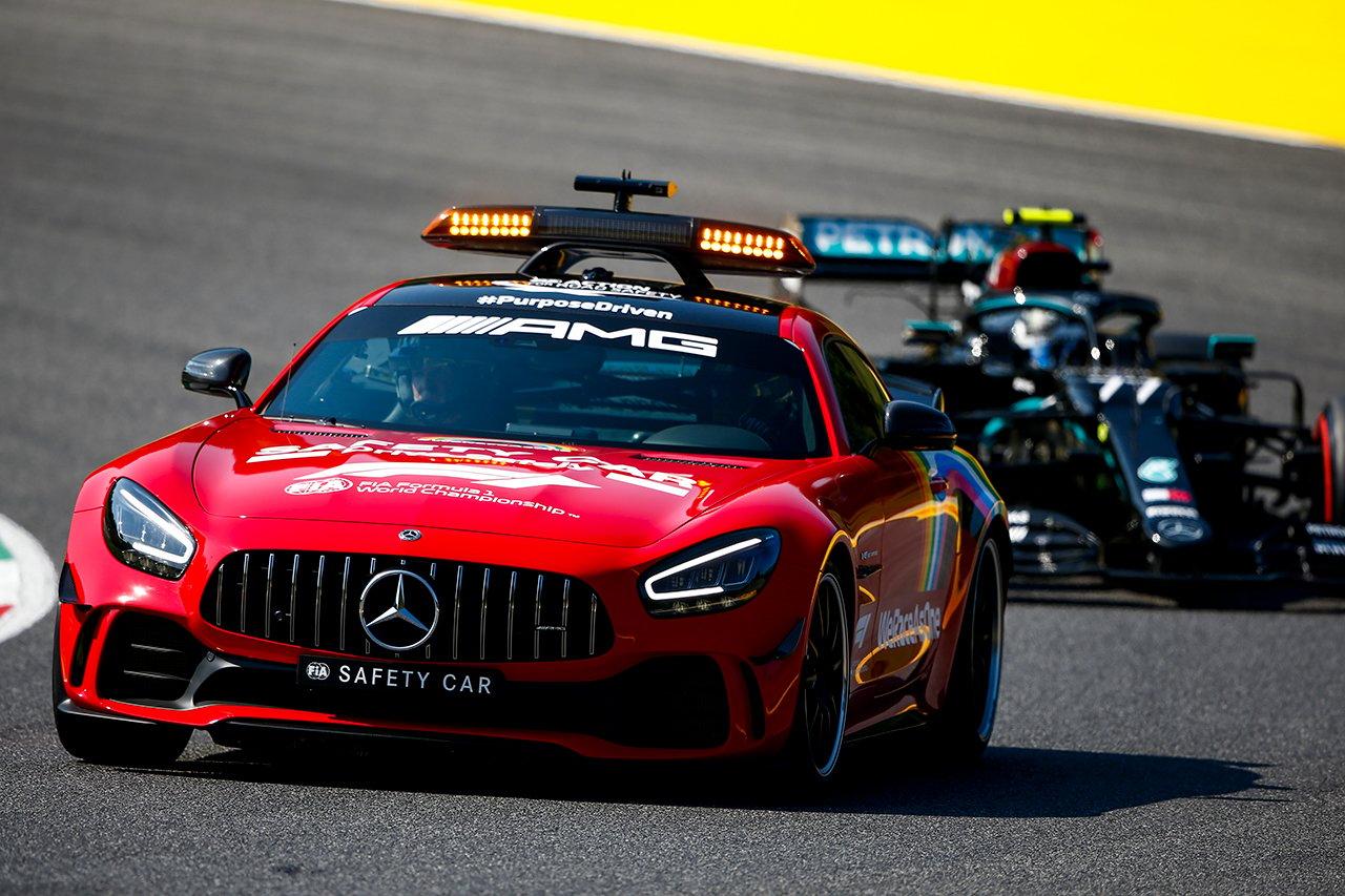 F1トスカーナGP:セーフティカー後のリスタートでの事故はなぜ起きた?