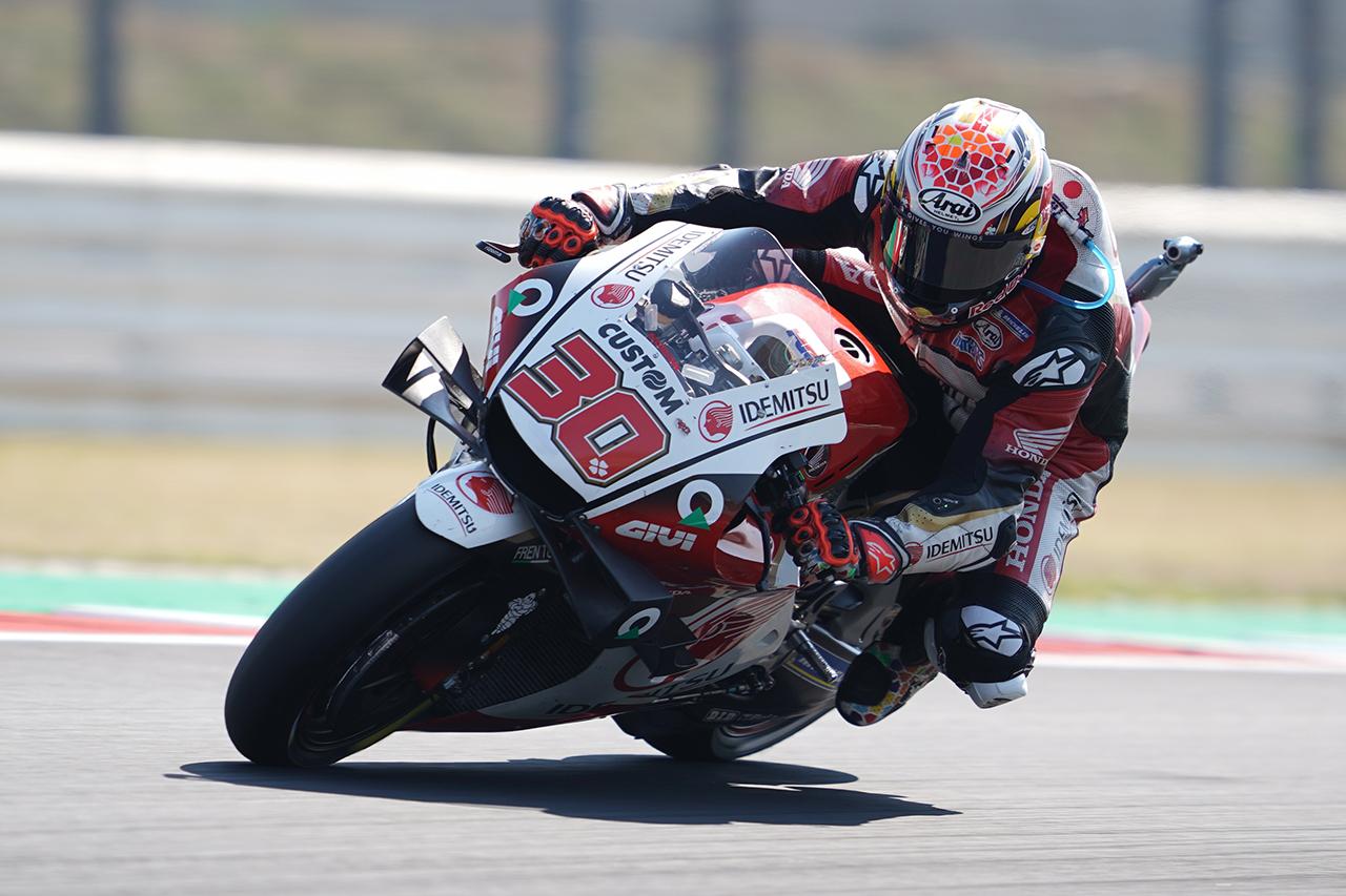 MotoGP:ホンダ 第7戦 サンマリノGP 決勝レポート