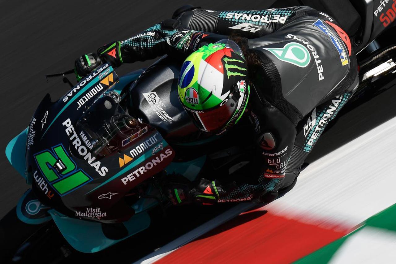 MotoGP 第7戦 結果:フランコ・モルビレリが初優勝、中上貴晶は9位