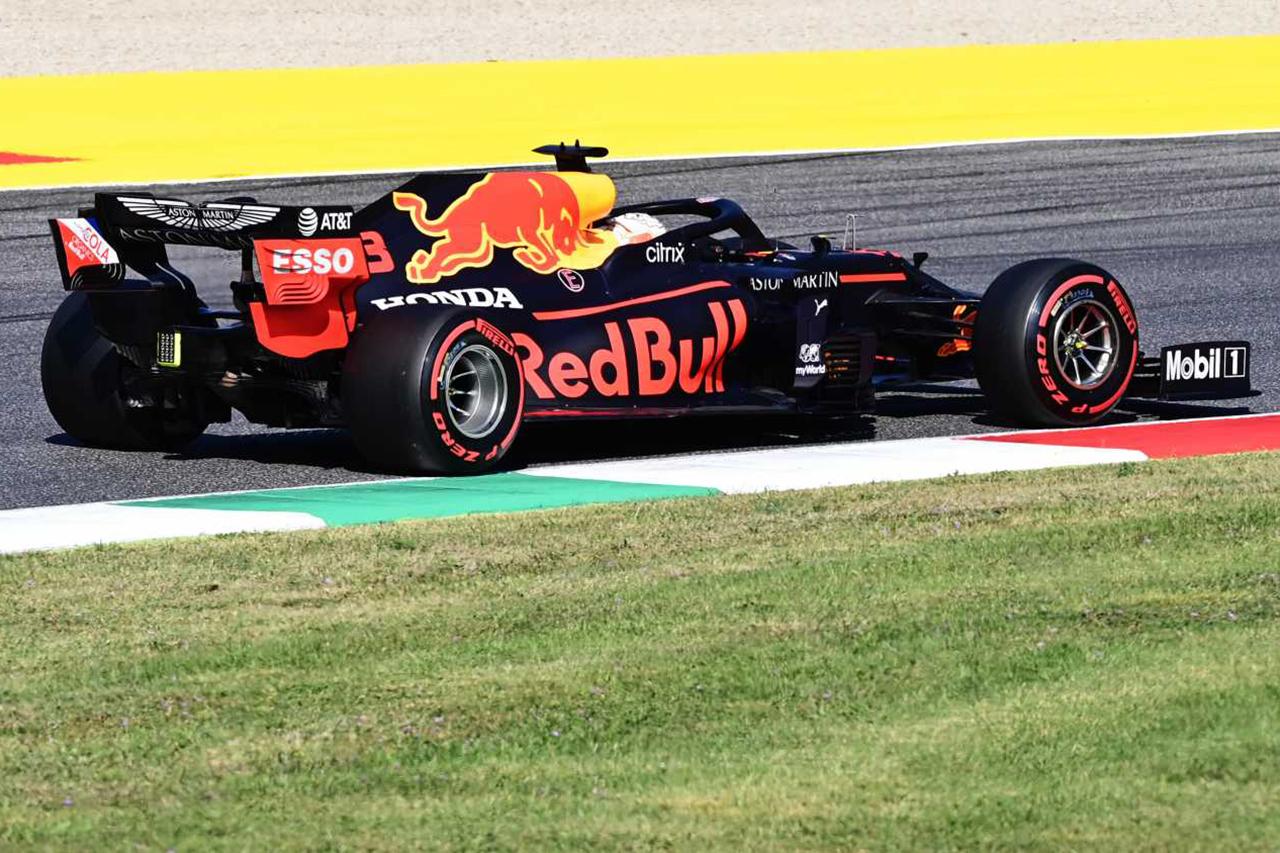 レッドブル・ホンダF1、新型フロア投入で1周あたり0.15秒のゲイン