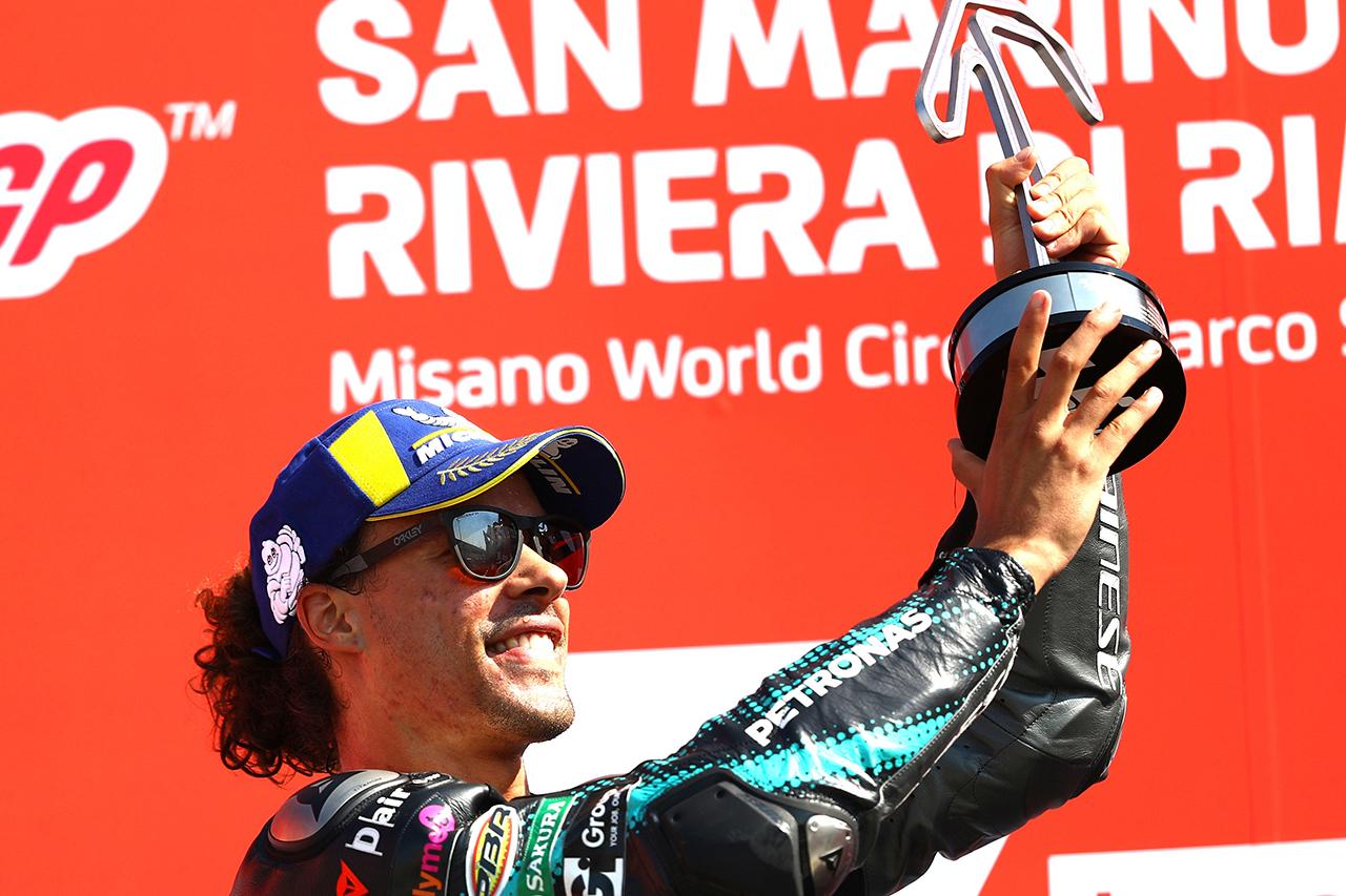 MotoGP:ヤマハ 第7戦 サンマリノGP 決勝レポート